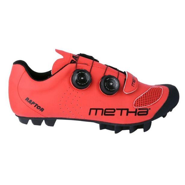 Oferta de Zapatillas De Ciclismo Metha Raptor De Hombre por $14499