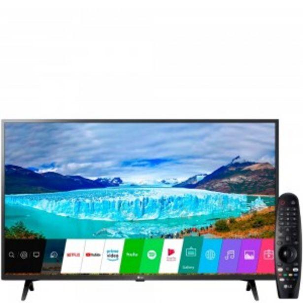 Oferta de LG SMART TV 43'' FHD LM6350PSB por $49999