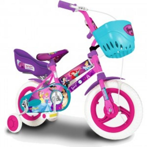 "Oferta de Unibike BICI R12 ""PRINCESS"" 123061 por $25707"