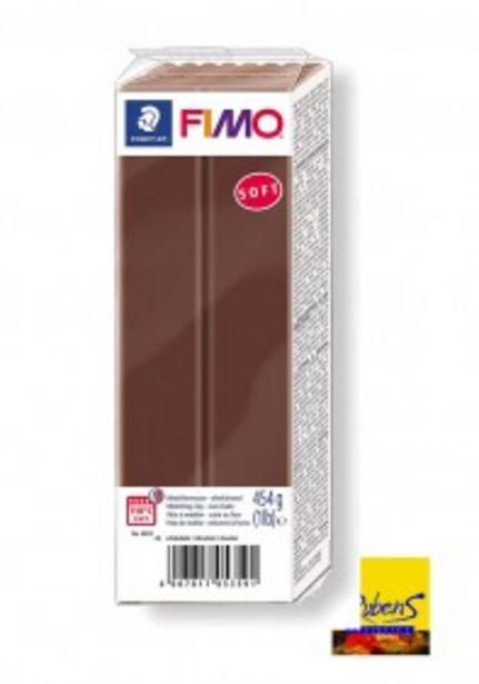 Oferta de FIMO soft 350g Chocolate (75) por $2524,8