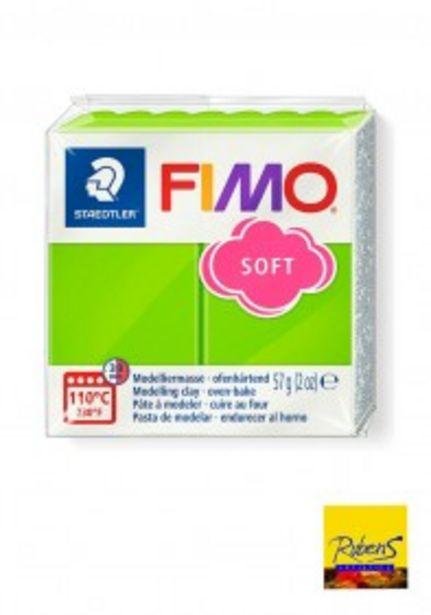 Oferta de FIMO soft 57g verde manzana (50) por $955,8
