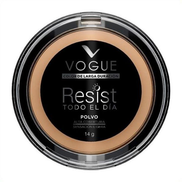 Oferta de Polvo Compacto Resistente Vogue Miel por $738,08
