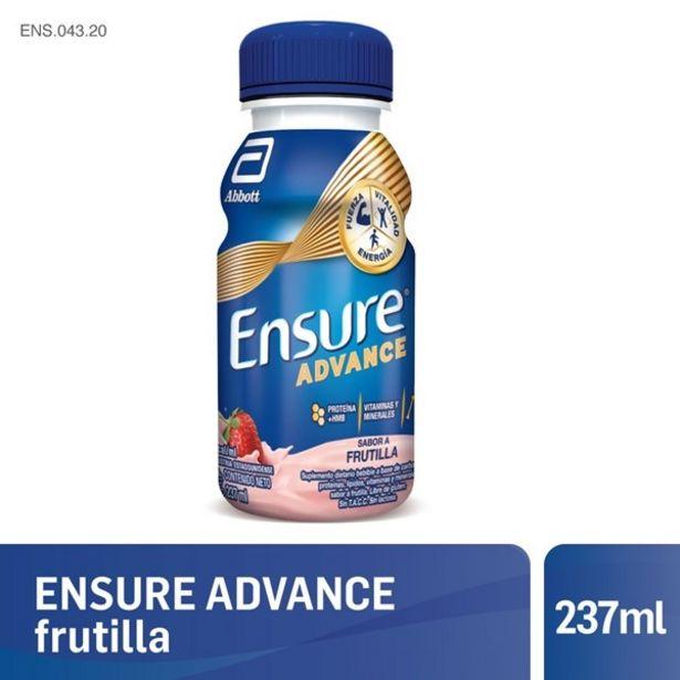 Oferta de Ensure Advance Frutilla 237 Ml por $369