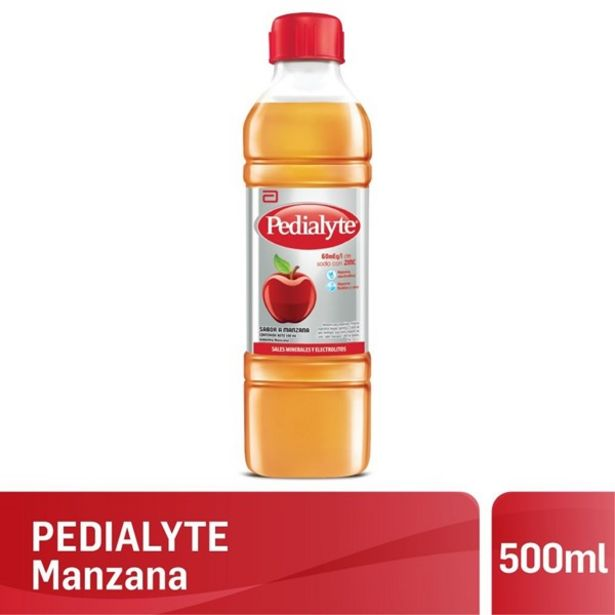 Oferta de Pedialyte Manzana 500 Ml por $485,32