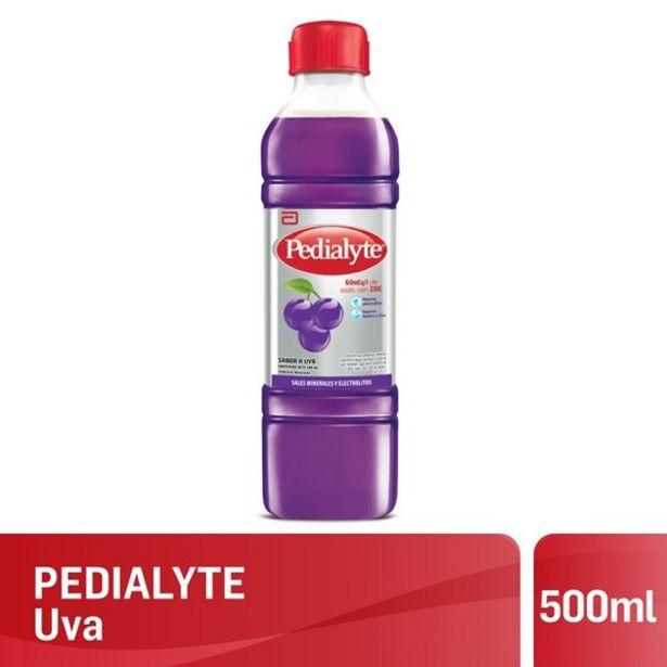 Oferta de Pedialyte Uva 500 Ml por $485,32
