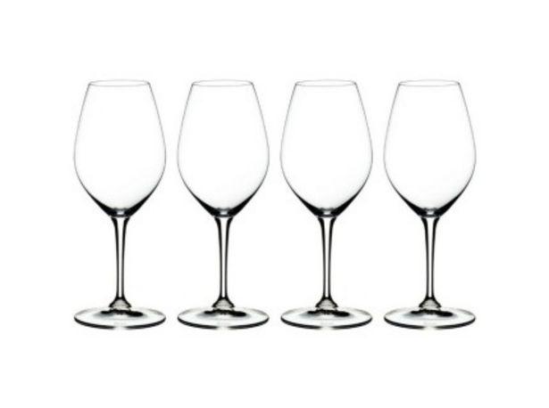 Oferta de Riedel Mixing Champagne Set 4 por $11234