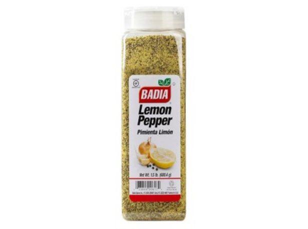 Oferta de Badia Pimienta Limon 680.4 Grs por $1717