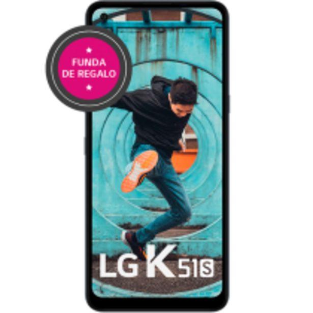 Oferta de LG K51s por $25499