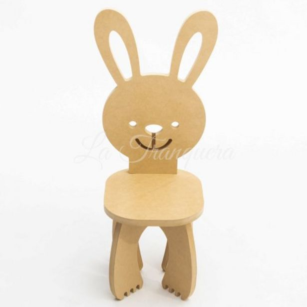 Oferta de Montessori Silla Conejo por $3262