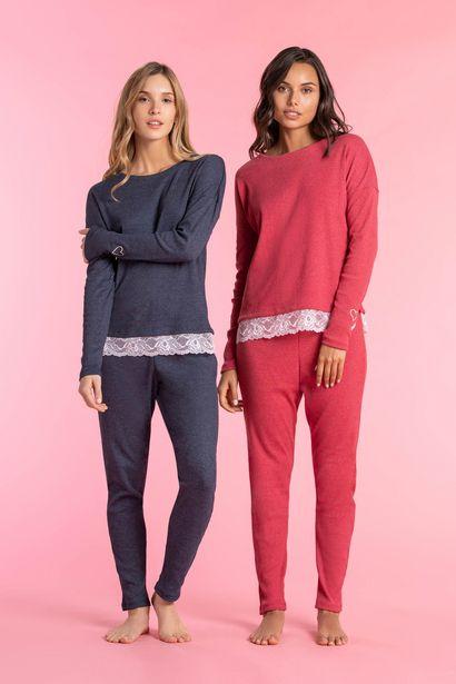 Oferta de Pijama buzo con chupin - Lola por $5552