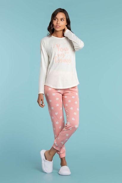 Oferta de Pijama remera con babucha - Cosmos por $4668