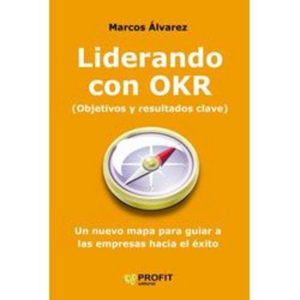 Oferta de LIDERANDO CON OKR - OBJETIVOS Y RESULTADOS CLAVE - ALVAREZ por $3305