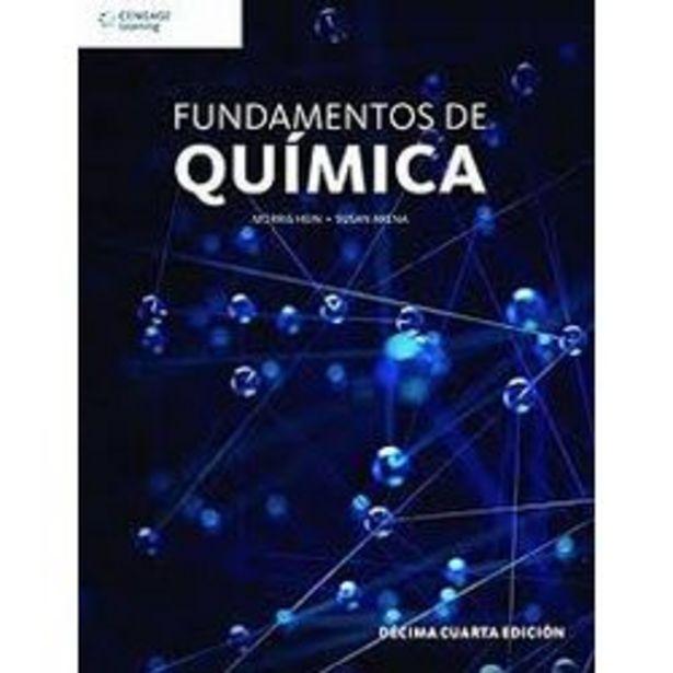 Oferta de FUNDAMENTOS DE QUIMICA (14A.EDICION) por $750