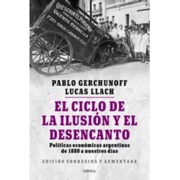 Oferta de EL CICLO DE LA ILUSION Y EL DESENCANTO por $2100