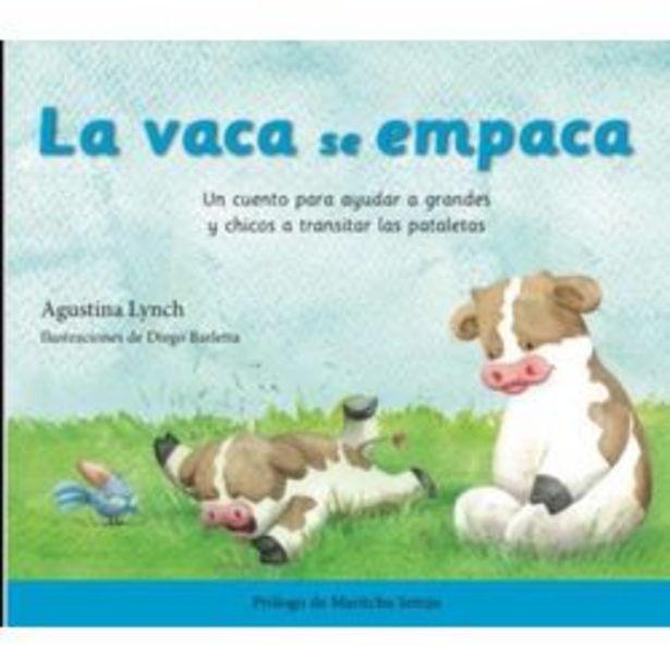 Oferta de LIBRO LA VACA SE EMPACA - AGUSTINA LYNCH por $1440