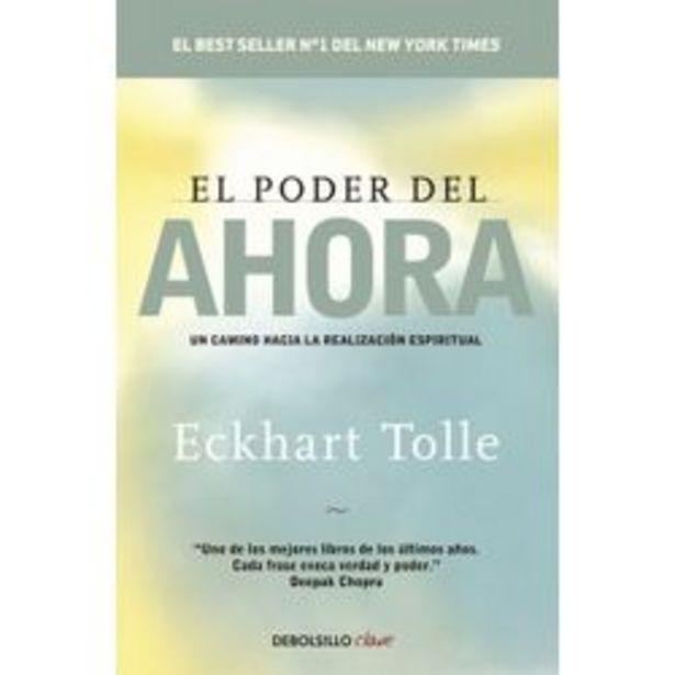Oferta de EL PODER DEL AHORA - ECKHART TOLLE por $1449