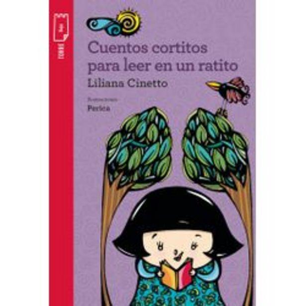 Oferta de CUENTOS CORTITOS PARA LEER EN UN RATITO - TORRE DE PAPEL ROJ por $729