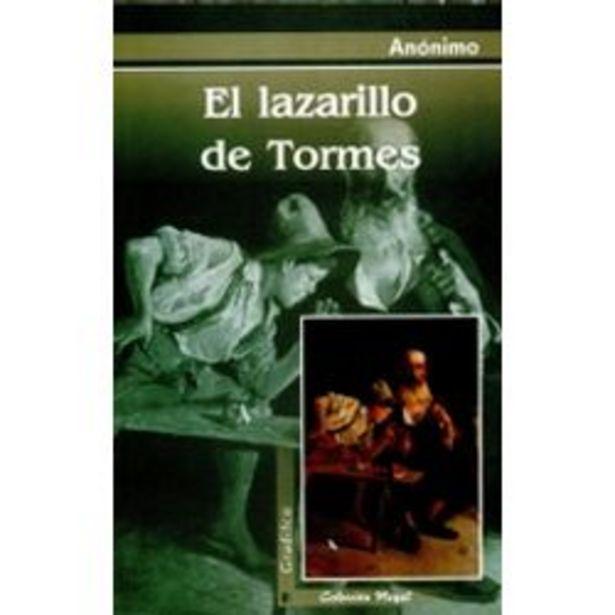 Oferta de EL LAZARILLO DE TORMES - COLECCION NOGAL por $365