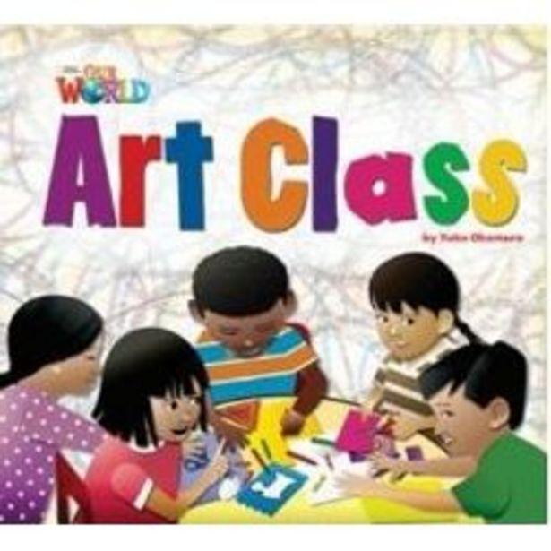 Oferta de ART CLASS - READER AMERICAN OUR WORLD 2 por $826