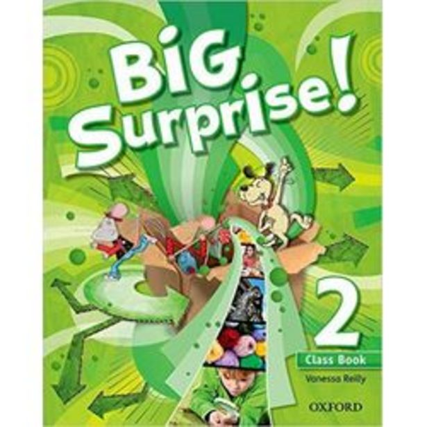Oferta de BIG SURPRISE 2 - CLASS BOOK + SKILLS RECORD BOOK por $2060
