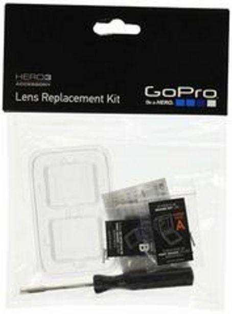 Oferta de Accesorios GoPro - Kit De Sustitución De Objetivo Aslrk-301 por $2144