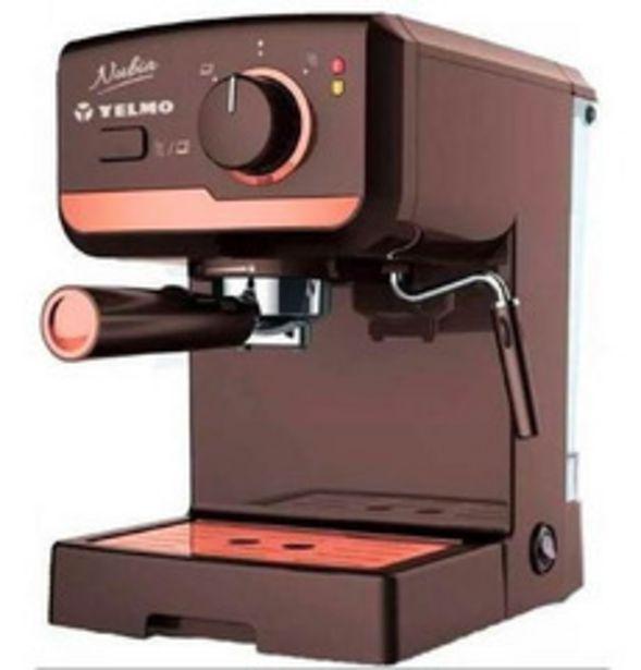 Oferta de CAFETERA EXPRESS YELMO CE-5107 por $25596