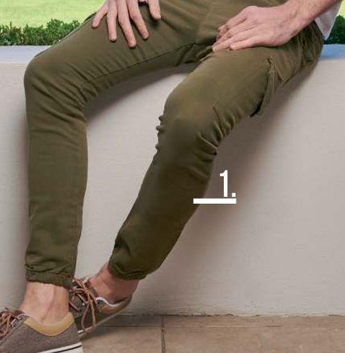 Oferta de Pantalon Hombre Jogger Cargo por $5499