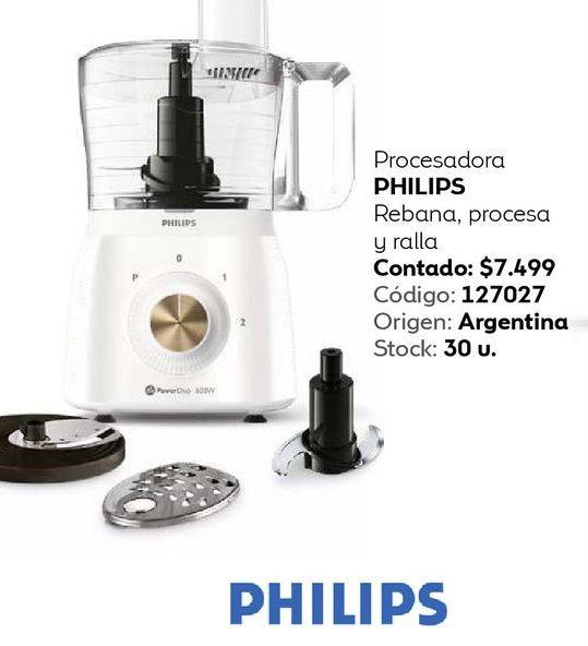 Oferta de Procesadora Philips  por $7499