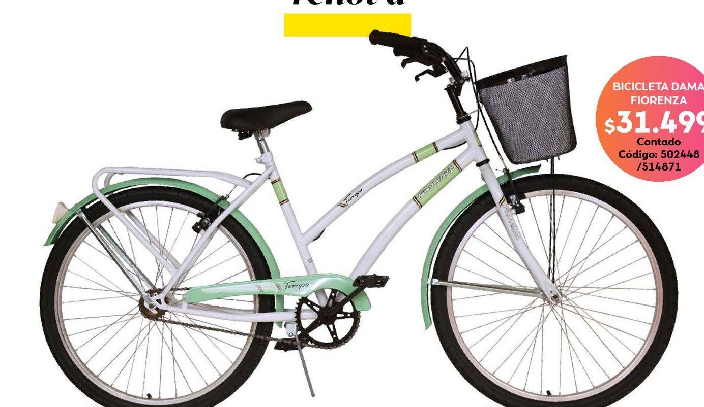 Oferta de Bicicleta Dama Fiorenza  por $31499