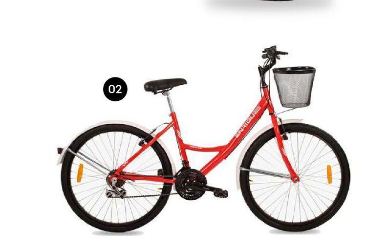 Oferta de Bicicleta Dama ENRIQUE por $34899