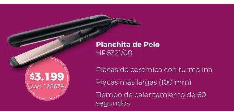 Oferta de Planchita de pelo por $3199