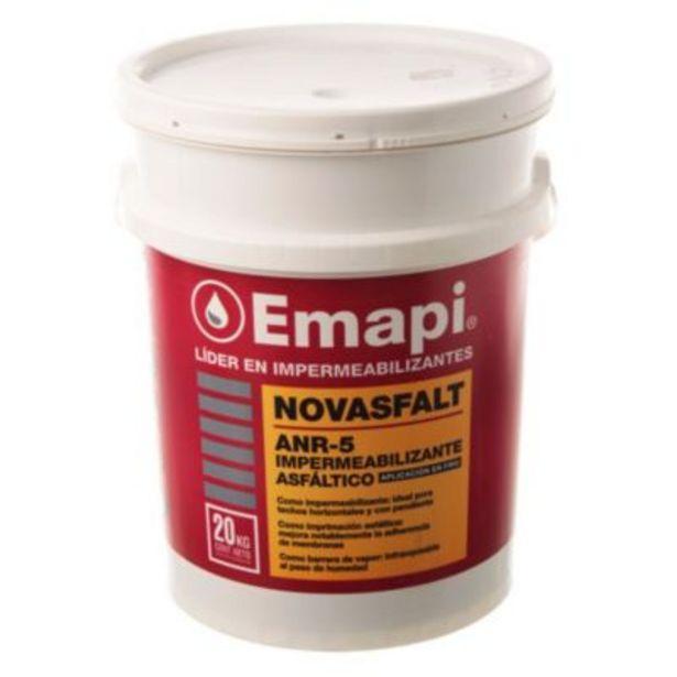 Oferta de Emulsión asfáltica novas anrs 20 kg - Emapi por $3369