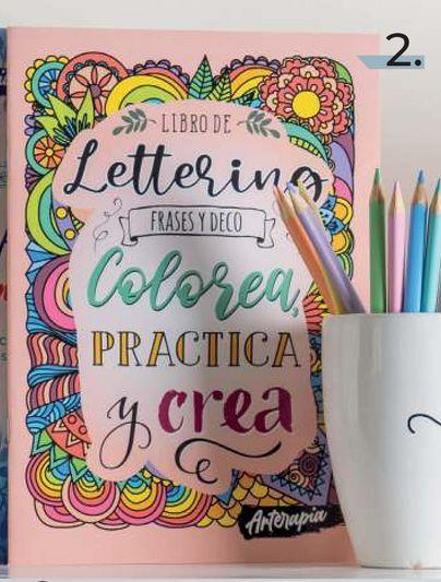 Oferta de Lettering, Frases y Deco. ARTERAPIA por