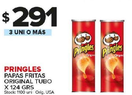 Oferta de Papas fritas Pringles por $291