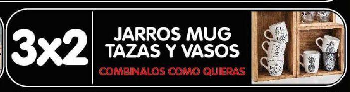 Oferta de Jarrós Mug Tazas y Vasos  por