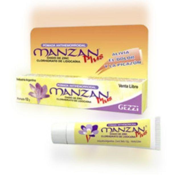 Oferta de MANZAN PLUSPDA.X 34 G por $700