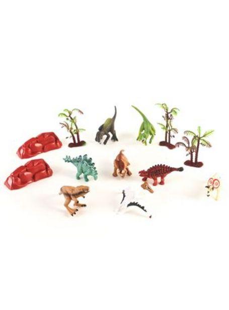 Oferta de Cretaceous Set De Dinosaurios En Botella por $1215