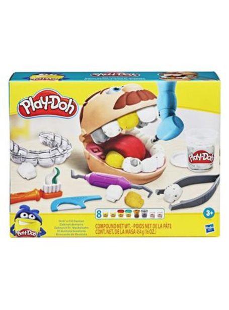 Oferta de Kit Masas PlayDoh Edición El Dentista Bromista por $6100