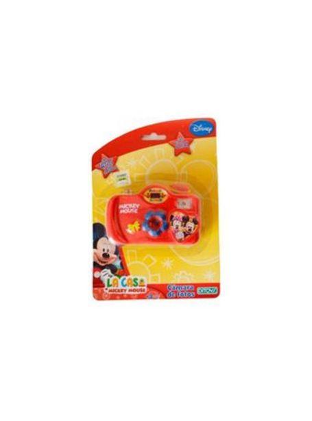 Oferta de Camara De Fotos Mickey Rojo-Azul 656 por $1200