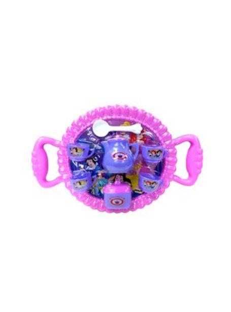 Oferta de Set De Te Princesas Violeta por $1500