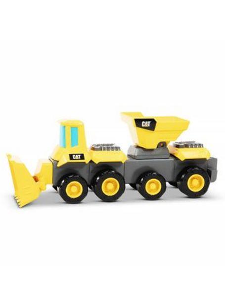 Oferta de Kit Camiones Combinables Con Pala Licencia CAT por $8890