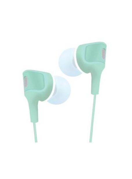 Oferta de Auriculares Estéreo In Ear WUW-R108 Manos Libres Verde por $430