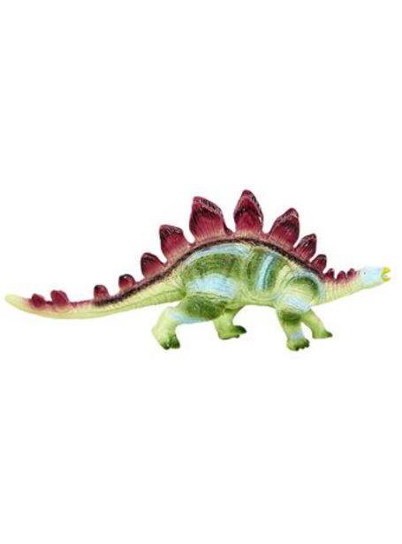 Oferta de Dinosaurios Dinosoft Estegosaurio 30 Cm Premium por $1970