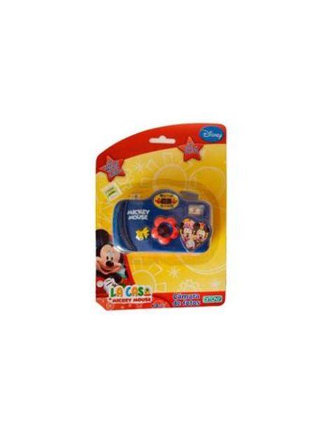 Oferta de Camara De Fotos Mickey Azul-Rojo 656 por $1200