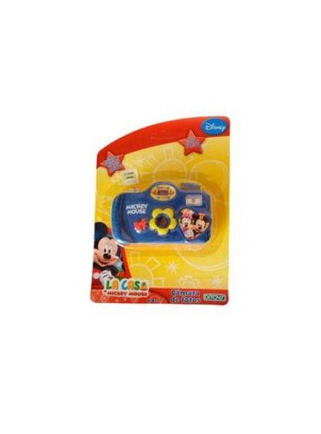 Oferta de Camara De Fotos Mickey Azul-Amarillo 656 por $1200