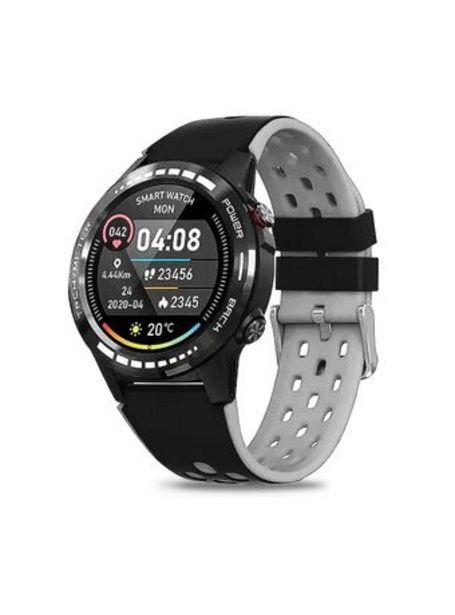"Oferta de Reloj Inteligente Smartwatch 1,3"" IPS Gris Con GPS por $18690"