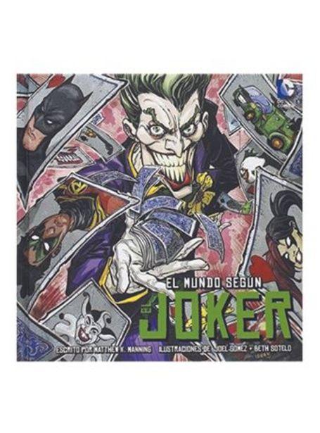 Oferta de Libro El Mundo Según El Joker Editorial Edelvives por $2699