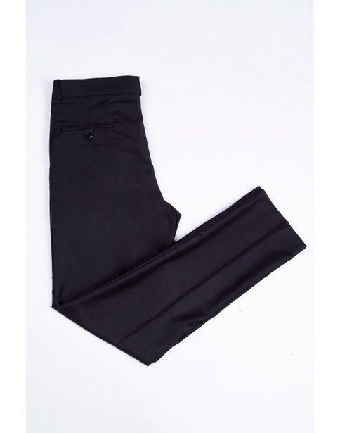 Oferta de Pantalón de Vestir Liso Slim Fit por $5142