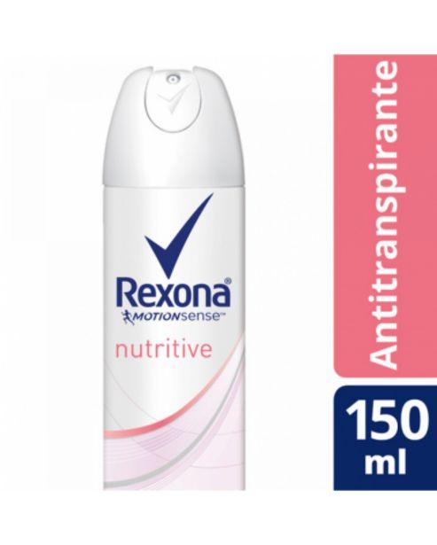 Oferta de Rexona Desodorante Aerosol Antitranspirante Nutritive X90G/150Ml por $280,99