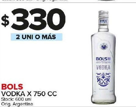 Oferta de Vodka Bols por $330
